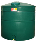 Ecosure Bunded Fuel Oil Tank Ecosure 5000